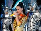 Katy Perry é a última artista confirmada para o Grammy