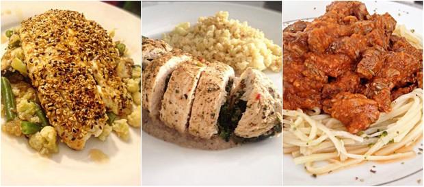 Pratos da dieta de Anitta (Foto: Reprodução/Instagram)