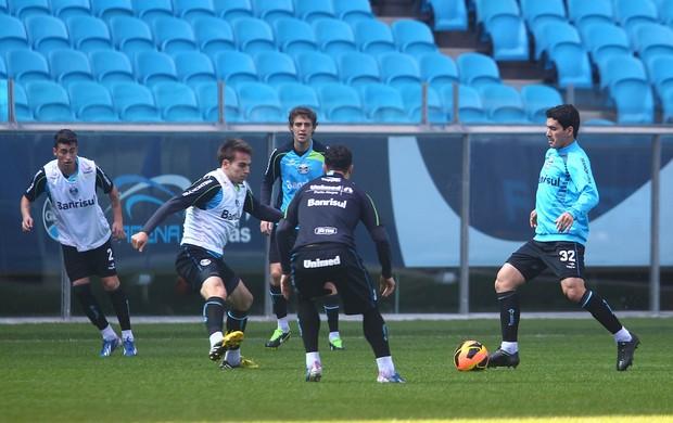 Grêmio treina na Arena (Foto: Lucas Uebel/Divulgação, Grêmio)