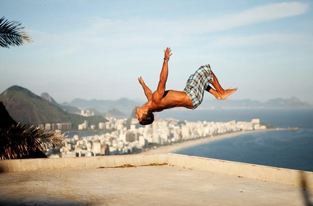 Micael Borges posa para o EGO (Foto: Marcos Serra Lima / EGO)