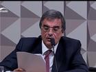 Dilma apresenta por escrito a defesa na Comissão do Impeachment