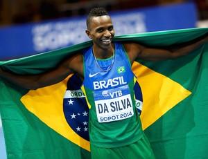 BLOG: Duda voltou e é esperança de medalha no atletismo
