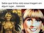 Adereços usados por Claudia Leitte em desfile ganham memes na web