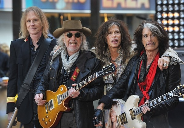 Aerosmith (Foto: Getty Images)