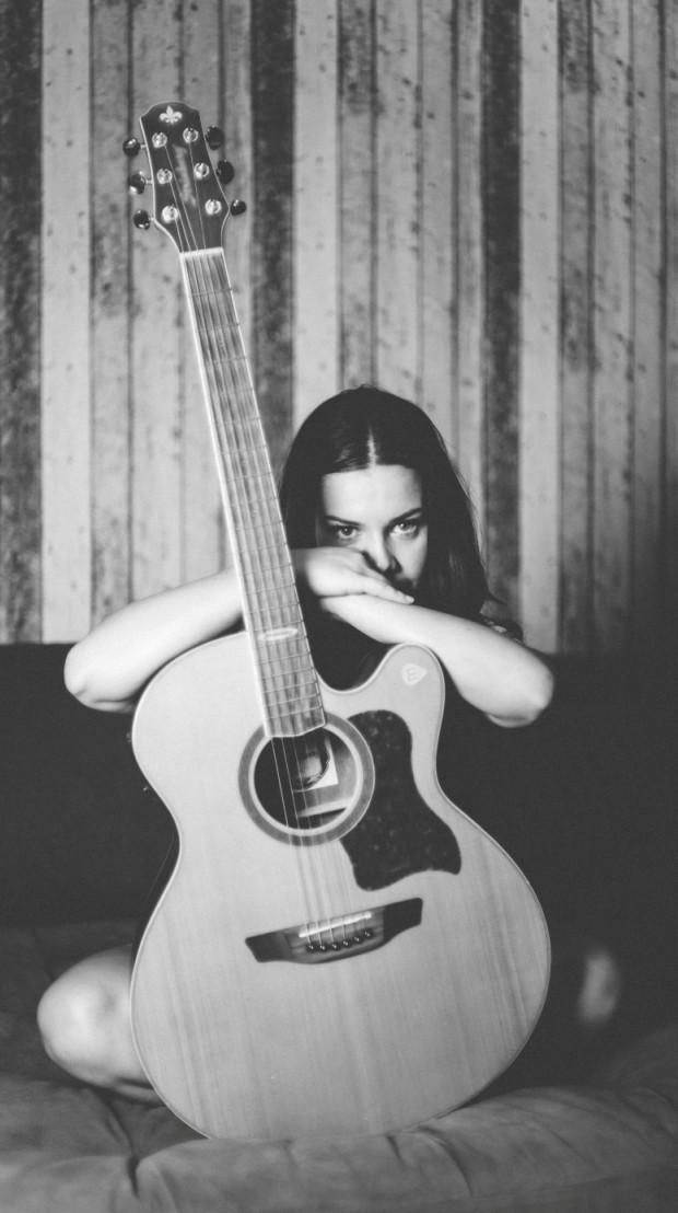 Fernanda Souza para o projeto 'Essa Minha Mulher' (Foto: Divulgação/Elvis Moreira)