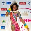 Moradora da Rocinha é eleita a musa dos 450 anos do Rio (Mariana Vianna / Divulgação)