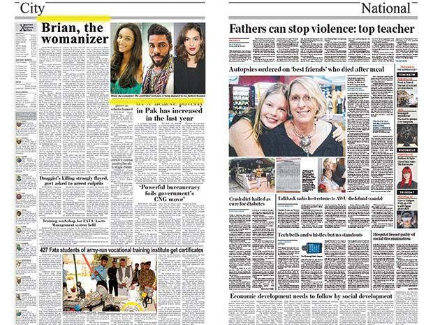 Fama de mulherengo ganha manchetes mundo afora (Foto: Parker TV)
