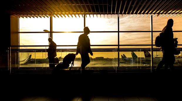 Aeroporto, avião (Foto: Reprodução/Pexels)