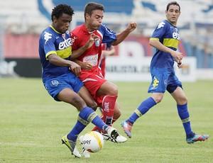 Maciel Guaratinguetá Audax (Foto: Fábio Rubinato/ Agência Guará Futebol)
