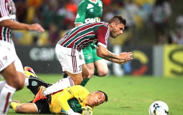 Rafael Sobis, Fluminense X Chapecoense (Foto: Paulo Sergio / Photocamera)