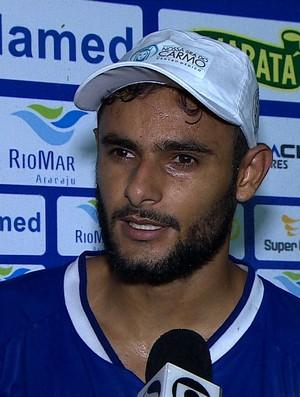 Rafael Magalhães, Confiança (Foto: Reprodução/TVSergipe)