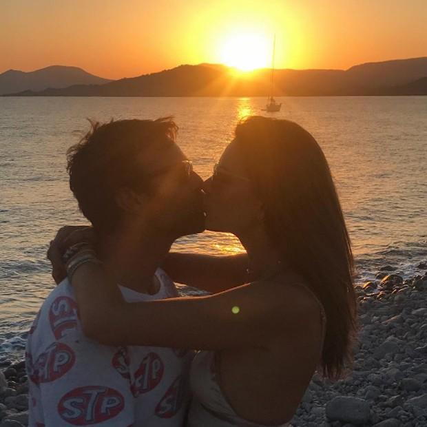 Alessandra Ambrosio e Jamie Mazur (Foto: Reprodução/Instagram)