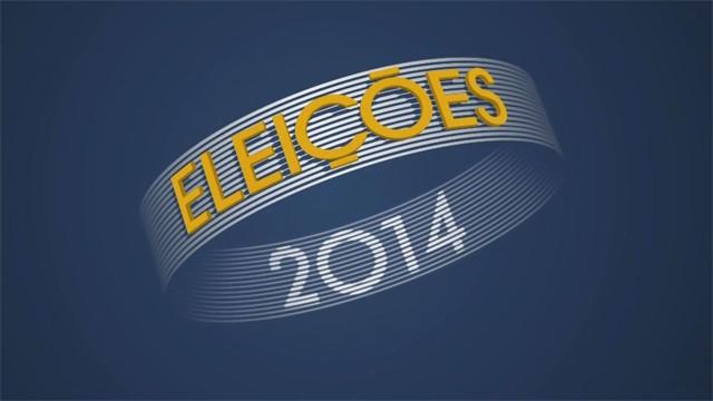 Eleições 2014 (Foto: Reprodução / TV Tribuna)