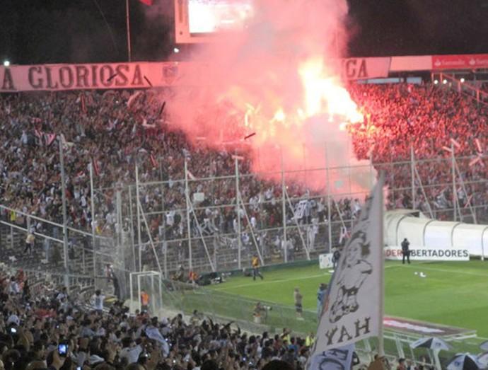 Estádio Colo-Colo (Foto: Adilson Teixeira Barros)