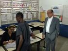 Presidente do TSE, ministro Gilmar Mendes, abre votação no Rio