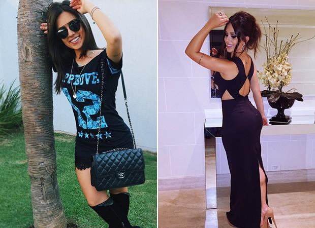Flávia Pavanelli, suposta namorada de Luan Santana (Foto: Instagram / Reprodução)