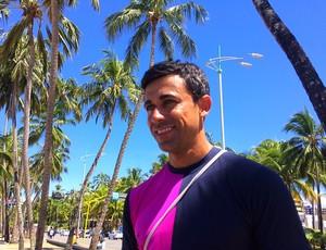 Rony  (Foto: Viviane Leão/GloboEsporte.com)
