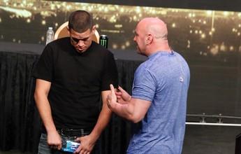 """Para próxima luta contra Conor, Nate espera ser """"mais bem recompensado"""""""
