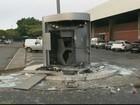 Caixas eletrônicos são explodidos em quatro cidades do interior da BA