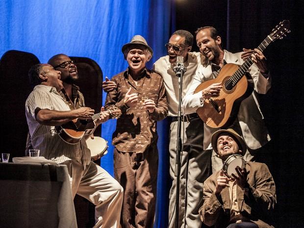 RIbeirão Preto receberá a peça de teatro 'Razão Social' durante o Circuito Cultural Paulista (Foto: Roberto Setton/Divulgação)