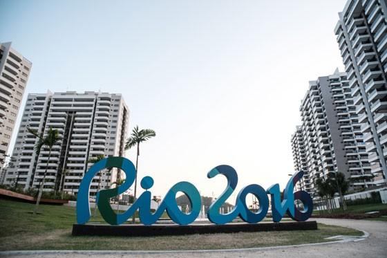 Segundo a delegação australiana, o complexo não está em condições de receber os atletas (Foto: YASUYOSHI CHIBA / AFP)