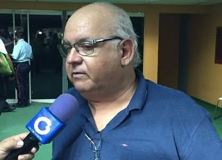 romildo bolzan júnior presidente grÊmio (Foto: Eduardo Moura/GloboEsporte.com)