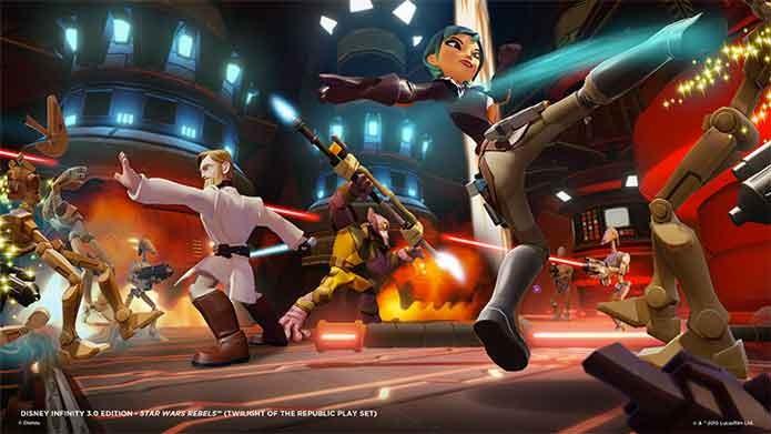 Disney Infinity 3.0 (Foto: Divulgação/Disney)