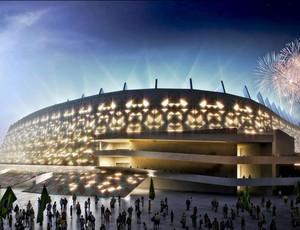 Arena Pernambuco (Foto: Divulgação/Arena PE)