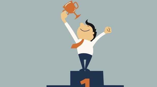 sucesso, vitoria (Foto: ThinkStock)