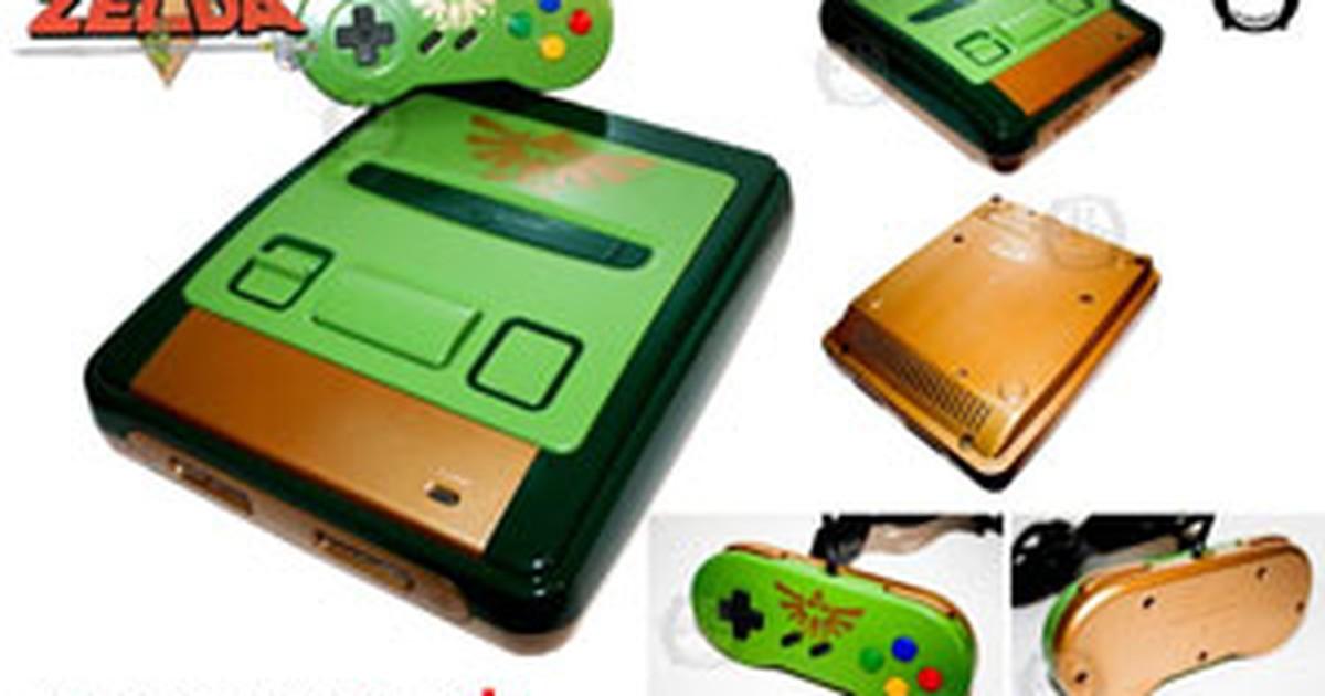 G1 - Holandês faz arte criando videogames personalizados - notícias em  Tecnologia e Games 1c7e52552a