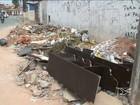 Lixo espalhado incomoda moradores de bairros de São Luís