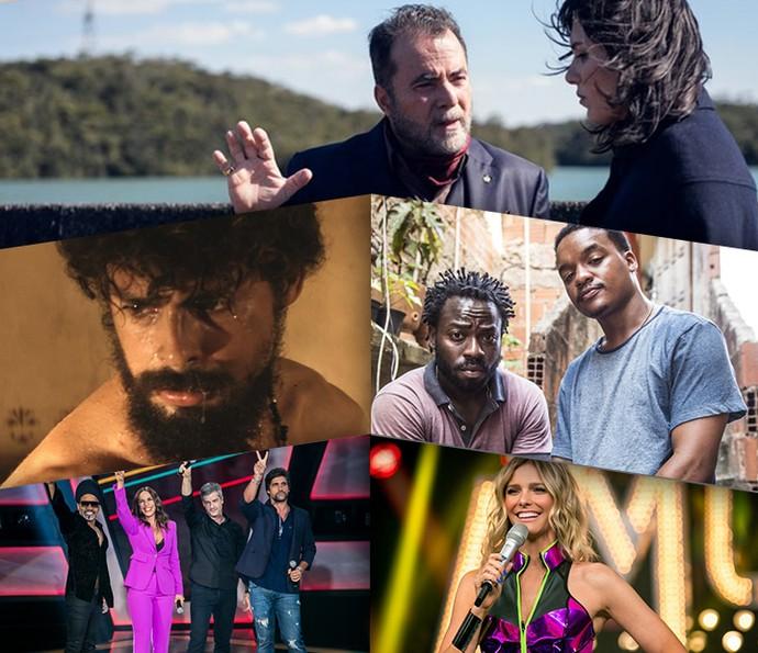 Estreias e lançamentos de 2017 na Globo (Foto: TV Globo)