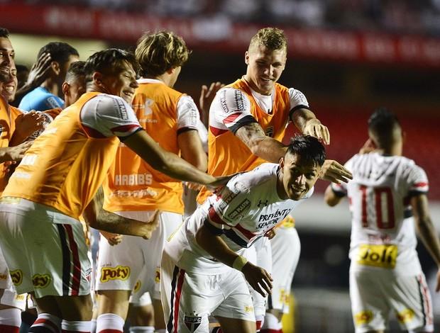 São Paulo x ABC Luiz Araújo