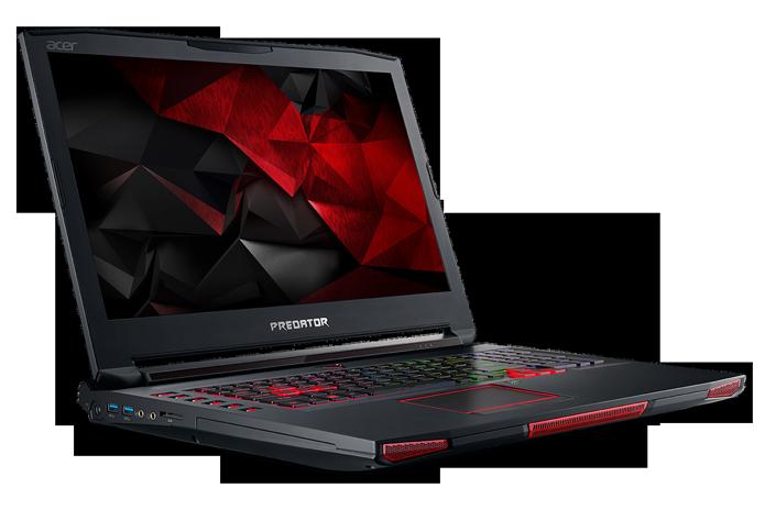 Predator 17X é um notebook pronto para a realidade virtual (Foto: Divulgação/Acer)