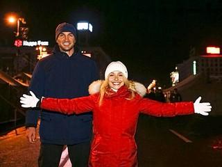 Hayden Panettiere e seu noivo (Foto: Divulgação)