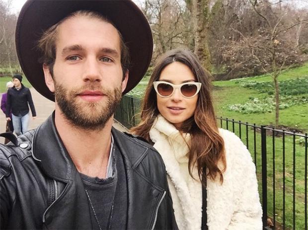 Thaila Ayala e Andre Hamann (Foto: Reprodução/Instagram)
