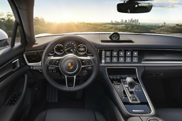 Porsche Panamera 4 E-Hybrid (Foto: Divulgação)
