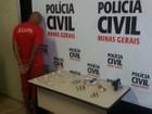 Jovem é preso com pistola de fabricação turca em Juiz de Fora