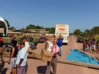 Moradores de São Luiz, Sul de RR, liberam trecho da BR-210 após 3 dias