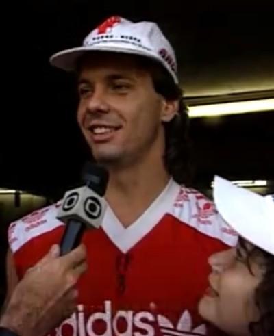 Frame Gaúcho Flamengo (Foto: Reprodução)
