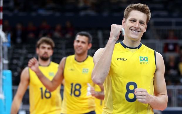 vôlei Murilo Endres Olimpíadas (Foto: Getty Images)