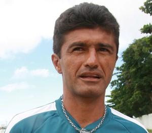 Treinador Hiltinho Soares volta ao Maranhão Atlético (Foto: Flora Dolores/ O Estado)