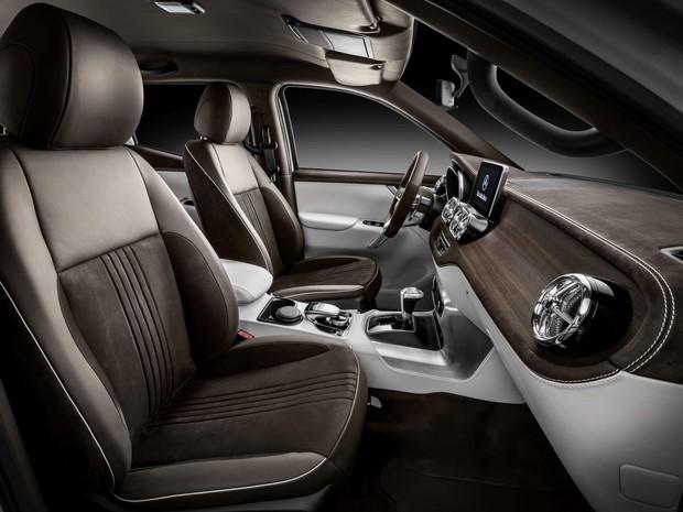 Mercedes-Benz Concept X-Class (Foto: Divulgação)