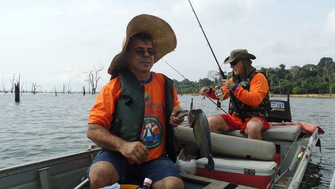 Torneio de Pesca no Lago de Samuel (Foto: Eletrobrás Eletronorte/Divulgação)