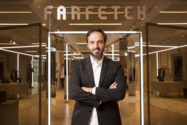 José Neves, CEO e fundador da Farfetch (Foto: Divulgação)