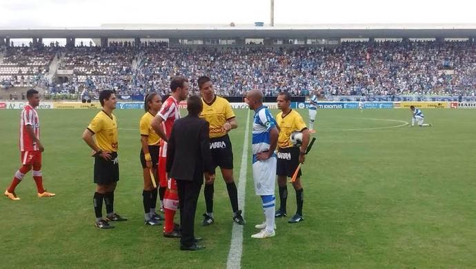 CSA x CRB - Campeonato Alagoano - Hexagonal (Foto: Leonardo Freire/GloboEsporte.com)