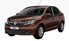 Renault Logan (Foto: Renault)