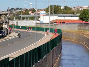 Primeira fase foi entregue em 2012 (Foto: Guilherme Berti / PMMC)