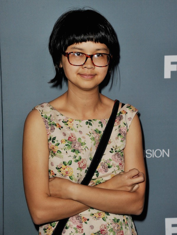 A atriz Charlyne Yi  (Foto: Getty Images)