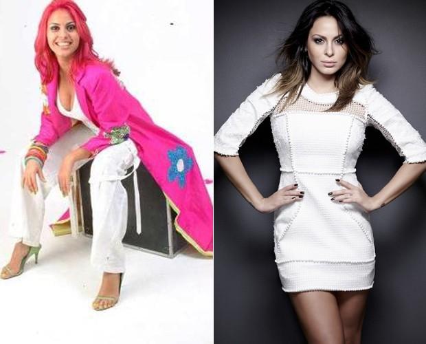 Alinne Rosa tem um stylist para ajudar a escolher suas roupas (Foto: Divulgação)